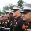 Police kept 'protesters' from U.S. Marine beat down