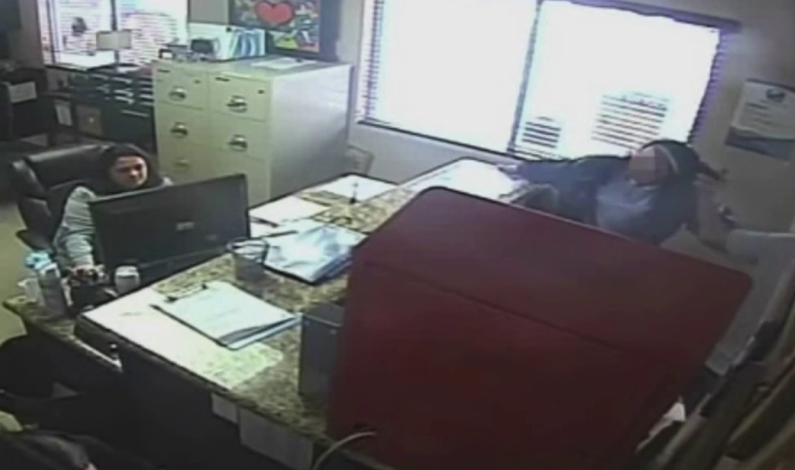 VIDEO: Florida cop arrested after he beats daughter
