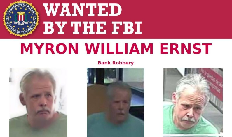 FBI: Suspect wanted in Alabama and Florida bank robberies
