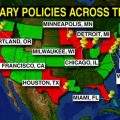 sanctuary cities, lose funding, federal immigration law, illegal immigrants