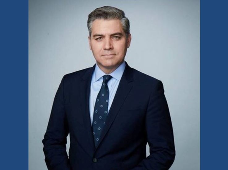 Jim Acosta, daily lash, the daily lash, liberal media