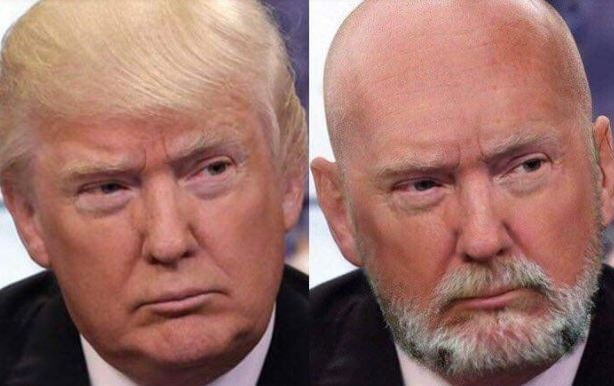 Would you like to see this look on President Donald Trump?