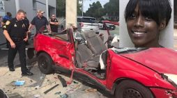 Florida woman smiles in mugshot after seriously injuring woman who later died