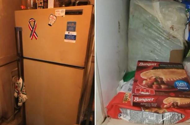baby in freezer, the daily lash, infant death, frozen baby