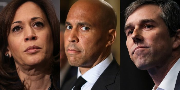 On national TV, Democratic presidential candidates say El Paso shooting was Trump's fault, leave out actual facts