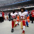 Colin Kaepernick, 49ers, the daily lash, national anthem