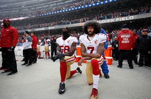 """Ex-fans say Colin Kaepernick is a whiner, """"denied work for 889 days"""""""