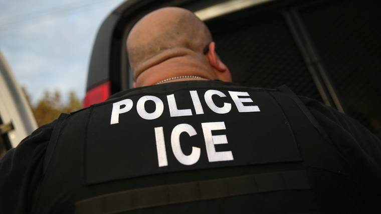 ice, illegal immigrant, daily lash