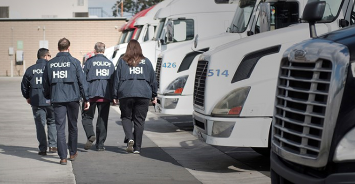 ICE delivers more than 5,200 audit notices to businesses across the U.S