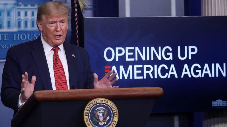 trump suspends immigration, daily lash, covid-19