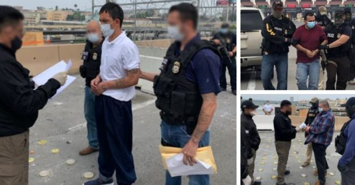 Three Mexican illegal immigrants wanted for homicide, deported