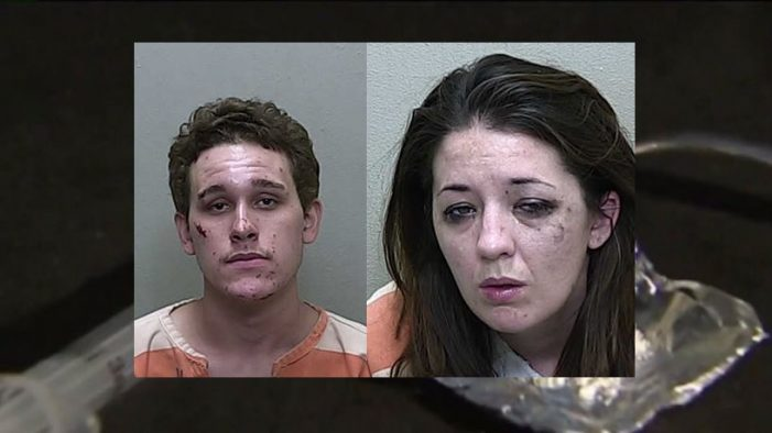 """Florida woman hid drugs in vagina, they """"fell out"""""""