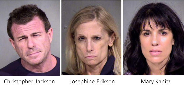 Former Florida man branded girlfriend's genitals, trio faces bestiality charges
