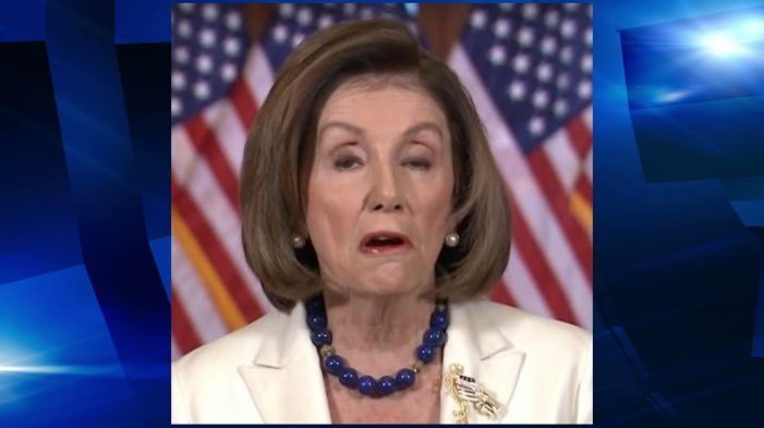Pelosi gets rude with reporter, refuses to answer questions about corruption involving Joe Biden