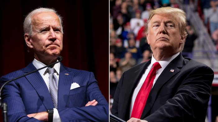 The Daily Lash will not recognize election in Biden's favor