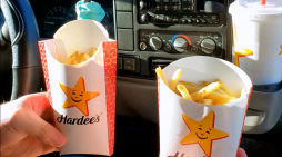 Hardee's gets called out on french fry scam in video
