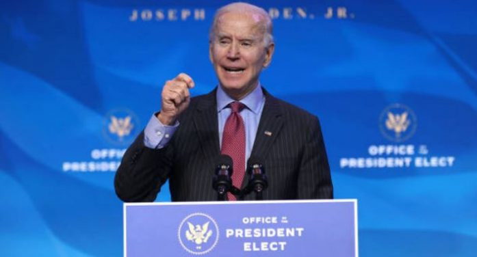 Joe Biden to immediately sign executive orders that officials say are not in the best interest of the U.S