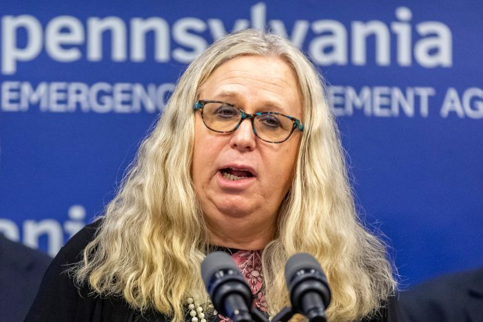 Biden chooses a man masquerading as a woman to be assistant secretary of Health and Human Services