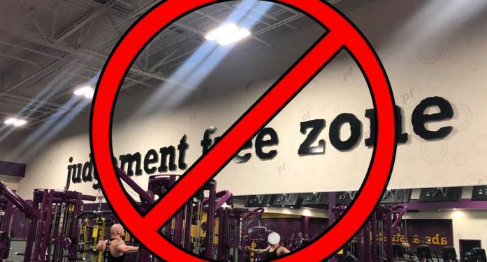 """Gym goers say Planet Fitness intolerable, more like """"planet pansy"""" with Nazi rules"""